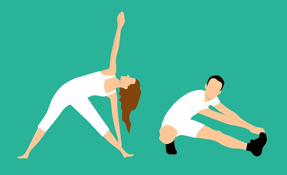 cviky, cvičenie