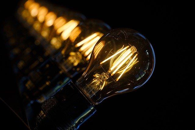 osvětlení z žárovek